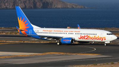 G-JZHM - Boeing 737-8MG - Jet2.com