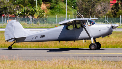 A picture of VHJBD - Cessna 170A - [19066] - © Brandon Giacomin