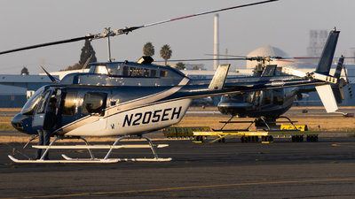 N205EH - Bell 206L-3 LongRanger III - Sacramento Executive Helicopters