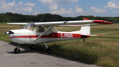 C-FRGR - Cessna 150DX - Private