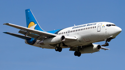 C-GOPW - Boeing 737-275C(Adv) - Canadian North
