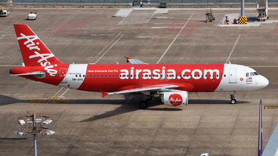9M-AHS - Airbus A320-216 - AirAsia