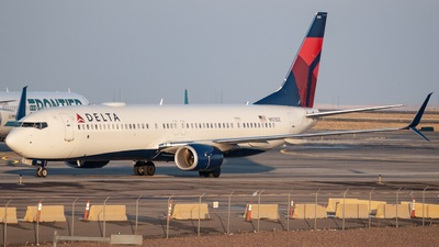 A picture of N925DZ - Boeing 737932(ER) - Delta Air Lines - © Luke S.