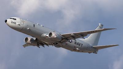 169546 - Boeing P-8A Poseidon - United States - US Navy (USN)