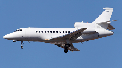 2 - Dassault Falcon 900 - France - Air Force