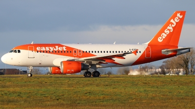 A picture of GEZDH - Airbus A319111 - easyJet - © Ethan Allen