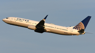 N66828 - Boeing 737-924ER - United Airlines