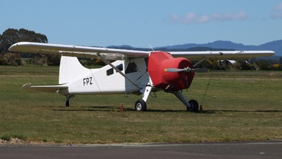 ZK-FPZ - De Havilland Canada DHC-2 Mk.I Beaver - Private