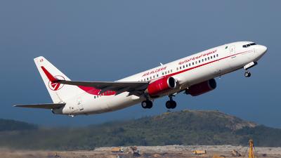 7T-VKB - Boeing 737-8D6 - Air Algérie
