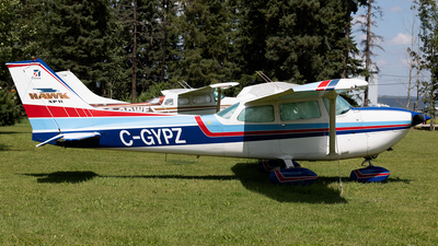 A picture of CGYPZ - Cessna R172K Hawk XP - [R1722758] - © Mike MacKinnon