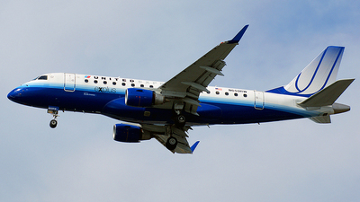 N650RW - Embraer 170-100SE - United Express (Shuttle America)