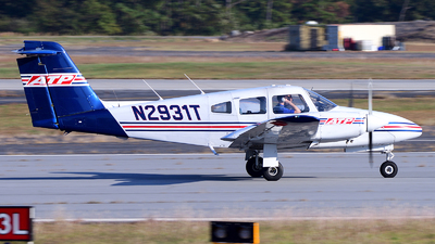 N2931T - Piper PA-44-180 Seminole - Airline Transport Professionals