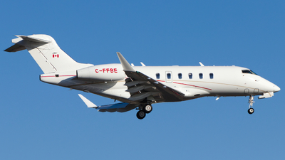 C-FFBE - Bombardier BD-100-1A10 Challenger 350 - Chartright Air