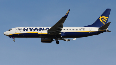 9H-QAL - Boeing 737-8AS - Malta Air (Ryanair)