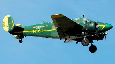 N16U - Beech E18S - Seven Stars Air Cargo