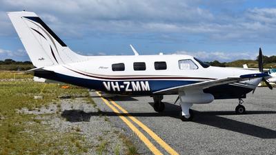 A picture of VHZMM - Piper PA46350P Malibu Mirage - [4636416] - © Jarrod Swanwick