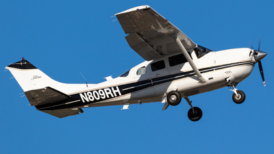 N809RH - Cessna 206H Stationair - Private