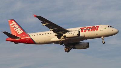 PR-MBY - Airbus A320-232 - TAM Linhas Aéreas