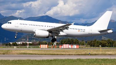 A picture of ECNOZ - Airbus A320232 - Aura Airlines - © Simone Vanini