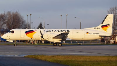 SE-MHK - British Aerospace ATP-F(LFD) - West Atlantic Airlines