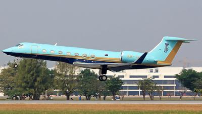 9M-TMJ - Gulfstream G550 - Private