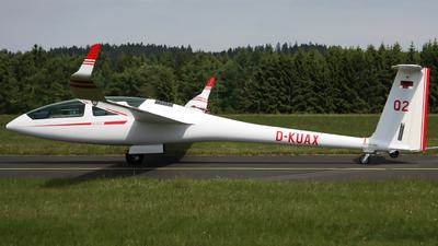 A picture of DKUAX - DG Flugzeugbau DG1000 T - [] - © Andreas van den Berg