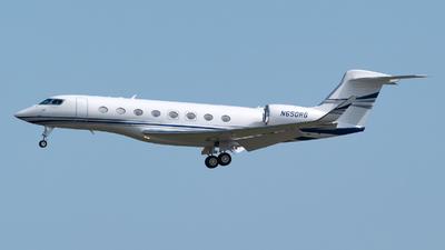 N650RG - Gulfstream G650 - Private