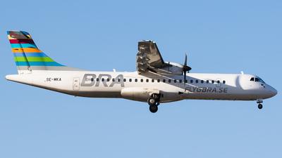 A picture of SEMKA - ATR 72600 - BRA - © Teemu Pesonen
