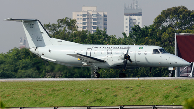 FAB2012 - Embraer C-97 Brasilia - Brazil - Air Force