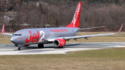 A picture of GJZHW - Boeing 7378MG - Jet2 - © Lorenz Kafenda