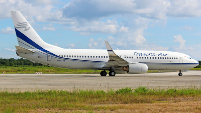 PK-TVV - Boeing 737-8EH - Travira Air