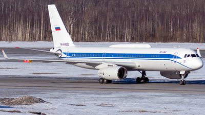 RA-64523 - Tupolev Tu-214PU - Russia - Federal Security Service