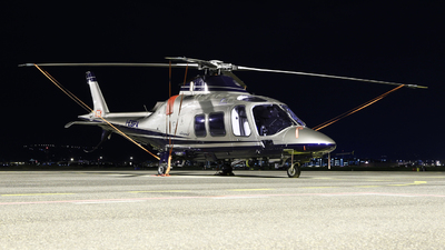 I-ESPA - Agusta A109S Grand - Private