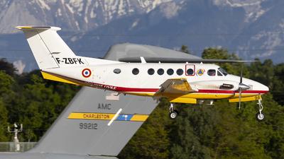 F-ZBFK - Beechcraft B200 Super King Air - France - Sécurité Civile