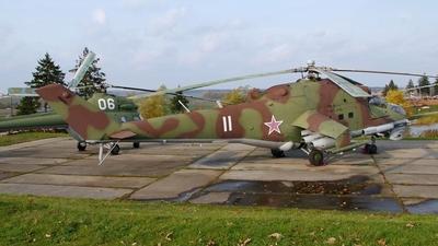 11 - Mil Mi-24P Hind F - Belarus - Air Force