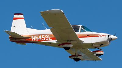 N5453L - Grumman American AA-5 - Private