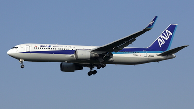 JA622A - Boeing 767-381(ER) - All Nippon Airways (ANA)