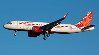 VT-EXM - Airbus A320-251N - Air India