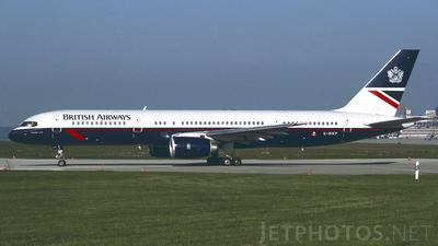 G-BIKP - Boeing 757-236 - British Airways