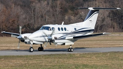 A picture of N19RK - Beech F90 King Air - [LA12] - © Giorgio Varisco