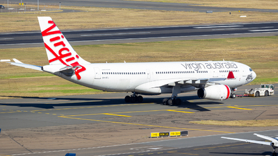 VH-XFJ - Airbus A330-243 - Virgin Australia Airlines