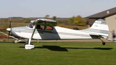 A picture of N1932C - Cessna 170B - [26077] - © Jeremy D. Dando