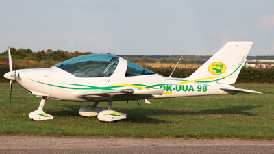 OK-UUA98 - TL Ultralight TL-2000 Sting S4 - Private