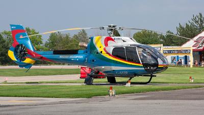 C-GTZP - Eurocopter EC 130T2 - Niagara Helicopters