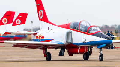 02 - Hongdu JL-8 Karakorum - China - Air Force