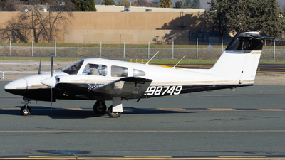 N98749 - Piper PA-44-180 Seminole - Private