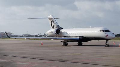 EC-MMD - Bombardier BD-700-1A10 Global 6000 - Private