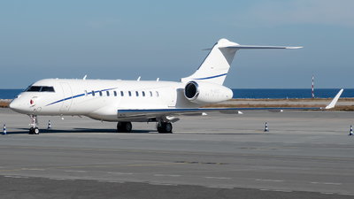 M-BIGG - Bombardier BD-700-1A11 Global 5000 - Private