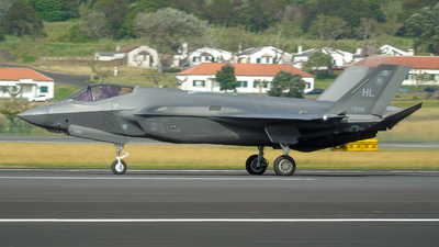15-5201 - Lockheed Martin F-35A Lightning II - United States - US Air Force (USAF)
