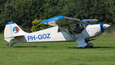 PH-GOZ - Aviat A-1A Husky - Private
